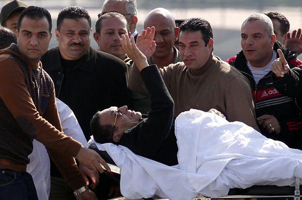 Hosni Mubarak niewinny ws. stłumienia protestów w 2011 r. w Egipcie