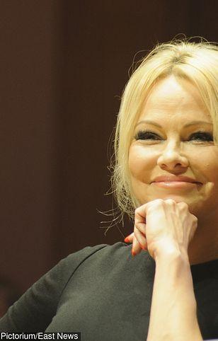 Pamela Anderson popiera Lewicę Razem