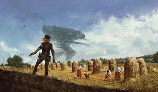 """Tutaj husaria walczy z bojowymi robotami. Jakub Różalski mówi o projekcie 1920+ i """"Iron Harvest"""""""