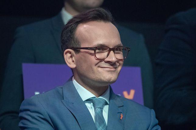 Marcin Anaszewicz był wiceszefem Wiosny
