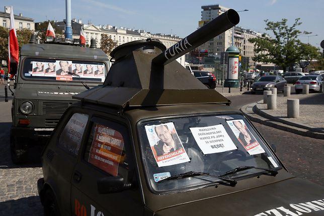 Kampania przed referendum ws. JOW-ów w 2015 r.