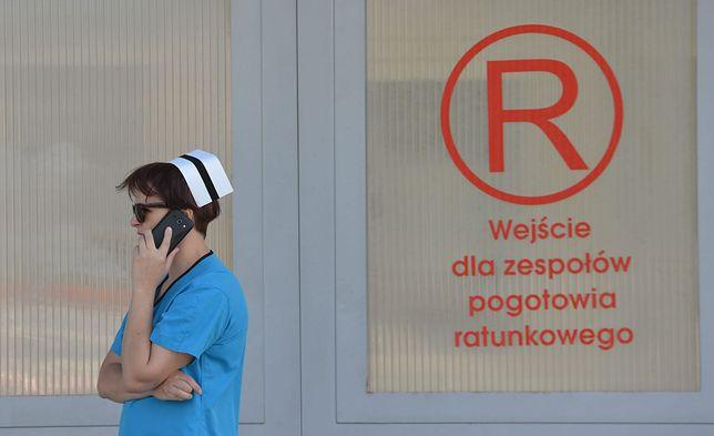 Śląsk. Ministerstwo Zdrowia reaguje, będzie kontrola SOR