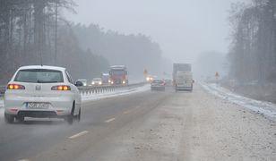 IMGW ostrzega: marznące opady w całej Polsce. Największe zagrożenie w województwie dolnośląskim