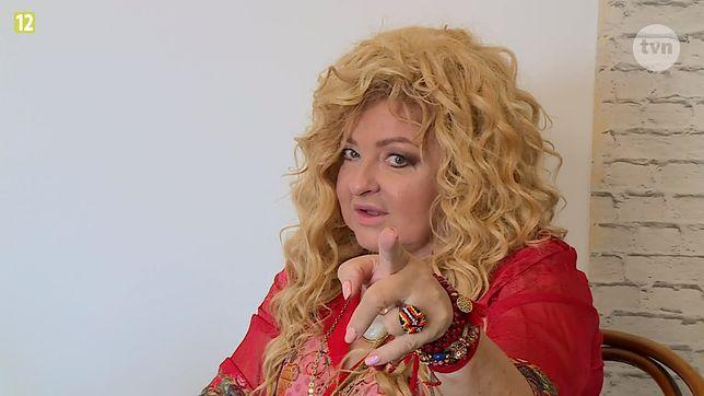 """Magda Gessler w programie """"Kuchenne rewolucje"""""""
