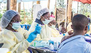 Afryka. Wykryto nowy przypadek infekcji wirusem ebola