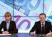 Tusk: Polska wynegocjowała więcej, choć Europa wydaje mniej