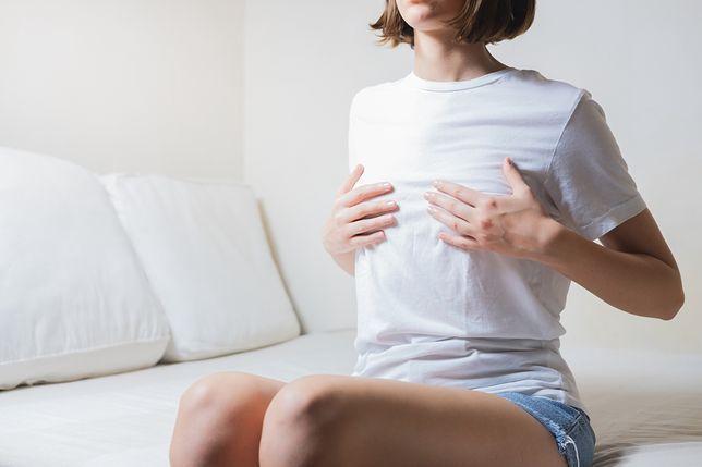 O 1/3 mniej kobiet zgłasza się do lekarza z podejrzeniem raka