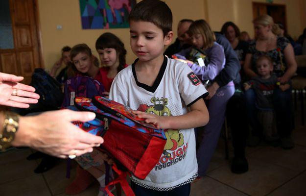 Pierwsze urodzone w Polsce dziecko uchodźców z Donbasu