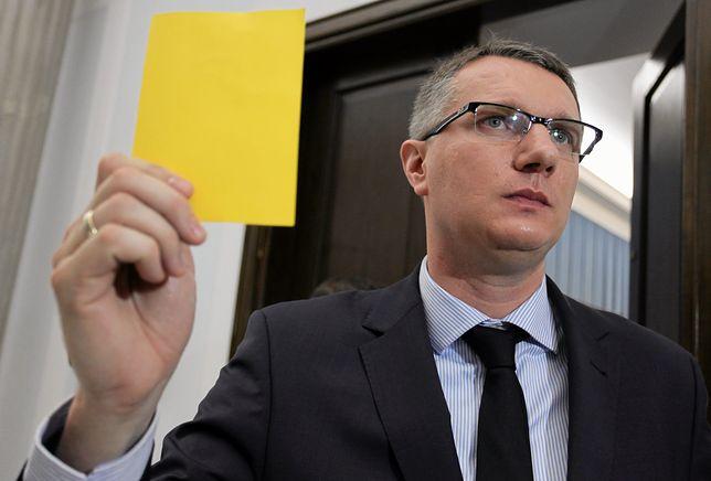 Ważne ogłoszenie Przemysława Wiplera. Podjął decyzję o politycznej przyszłości