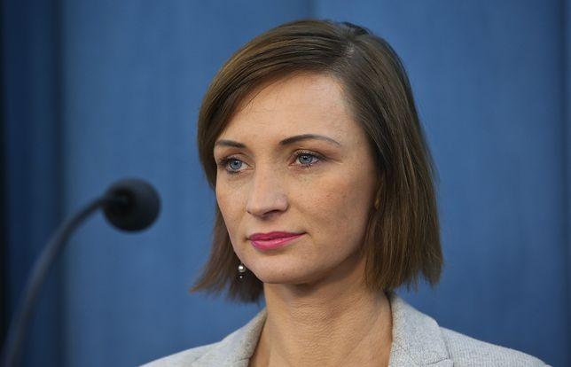 Joanna Augustynowska opuszcza Nowoczesną. Jest oświadczenie