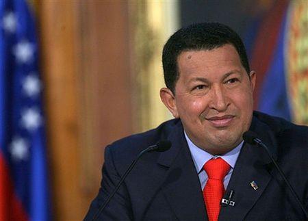 Chavez podpisał umowę finansową z Iranem