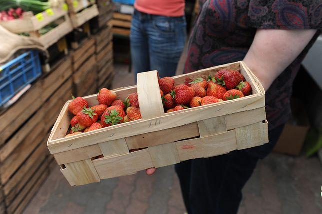 Truskawki o połowę droższe niż przed rokiem. Ceny innych owoców i warzyw też mocno w górę