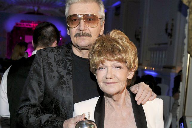 Maria Czubaszek i Wojciech Karolak byli małżeństwem przez 40 lat