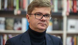 Oskarża Latkowskiego o zniesławienie. Biznesmen domaga się gigantycznej kary