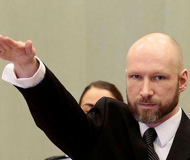 Anders Breivik zmienił imię i nazwisko