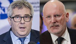 """Ryszard Czarnecki wskazuje """"wroga Europy"""". To ważny polityk KE"""