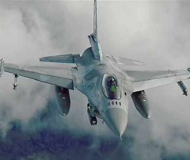 Myśliwce sił NATO