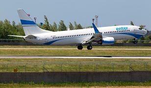 Na pokładzie samolotu linii Enter Air doszło do nietypowego zdarzenia