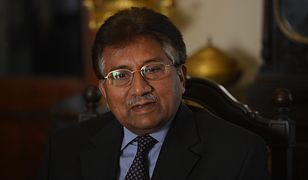 B. prezydent Pakistanu Pervez Musharraf