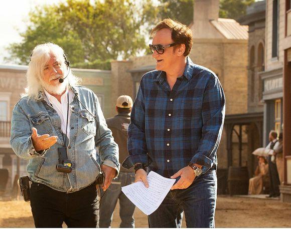 Robert Richardson i Quentin Tarantino odbiorą w Toruniu Nagrodę dla Duetu Autor Zdjęć-Reżyser