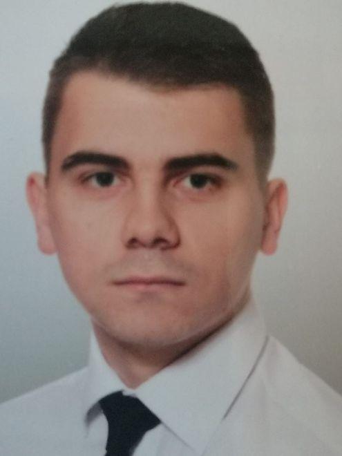 27-letni Paweł Siudak z Krakowa