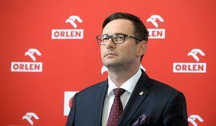 Daniel Obajtek komentuje nagrania. Mówi o atakach i oskarża