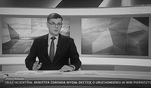 Piotr Świąc nie żyje. Dziennikarza TVP żegna Jacek Kurski