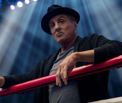 Sylvester Stallone po raz kolejny wcielił się w postać Rocky'ego Balboa