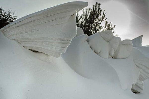 Silny wiatr w Kotlinie Kłodzkiej