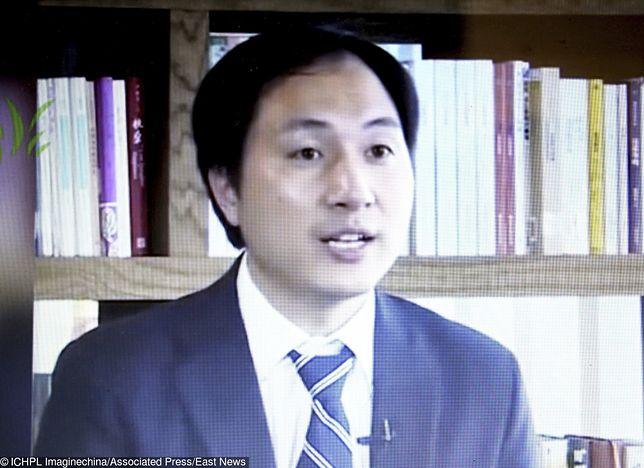 He Jiankui twierdzi, że dokonał przełomu