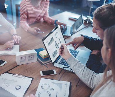 Wybór komputera dla firmy musi być uwarunkowany rodzajem wykonywanej pracy