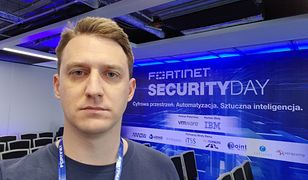 Jesteśmy na Fortinet Security Day i oglądamy atak hakerski na żywo.