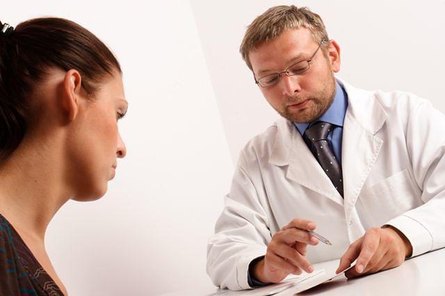 Przebieg konsultacji ginekologicznej