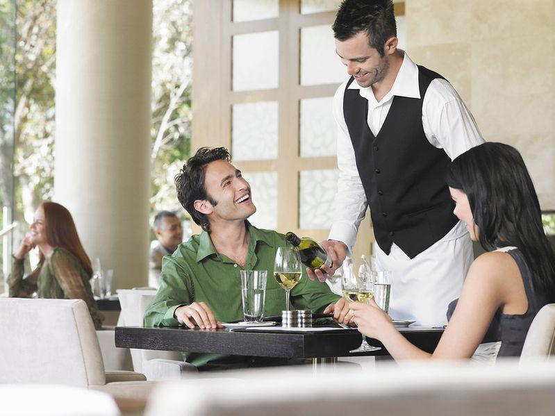 Wizyty w restauracji
