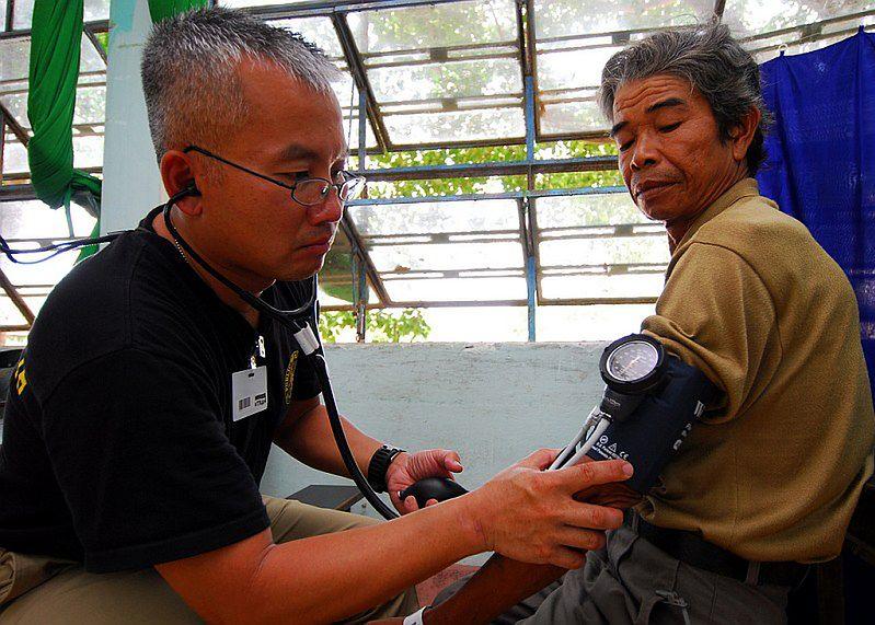 Niskie ciśnienie - określanie ciśnienia krwi