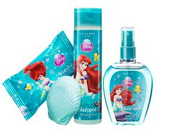 Kosmetyki dla dziewczynek z serii Disney Princess