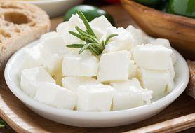 Feta na rukoli po grecku - smaczna przystawka, która urozmaici codzienne menu