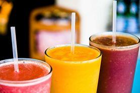 Najlepsze składniki domowego smoothie