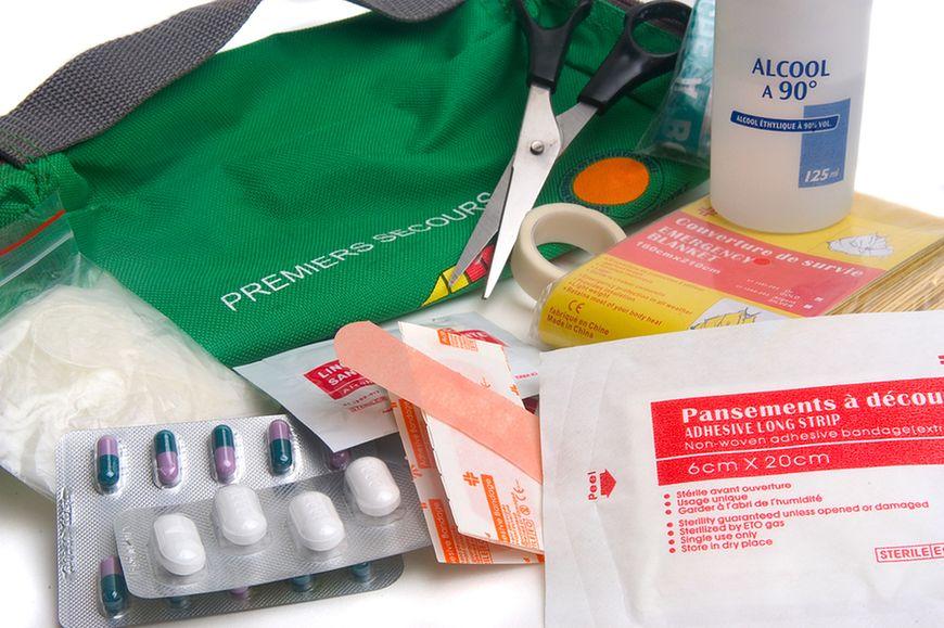 Leki w apteczce