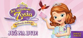 Księżniczka Zosia wraz z innymi księżniczkami Disneya są nie do pokonania!