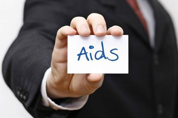 Zachorowalność na AIDS - temat tabu