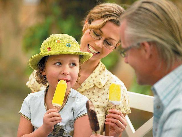 Słodycze podawaj z umiarem