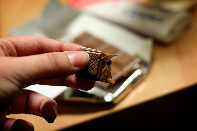 Jak czerpać najwięcej zalet ze spożywania czekolady?