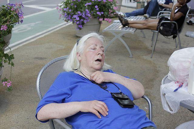 Menopauza - problemy ze snem