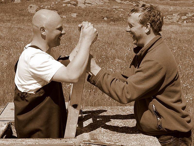 Nietrzymanie moczu u mężczyzn - wsparcie