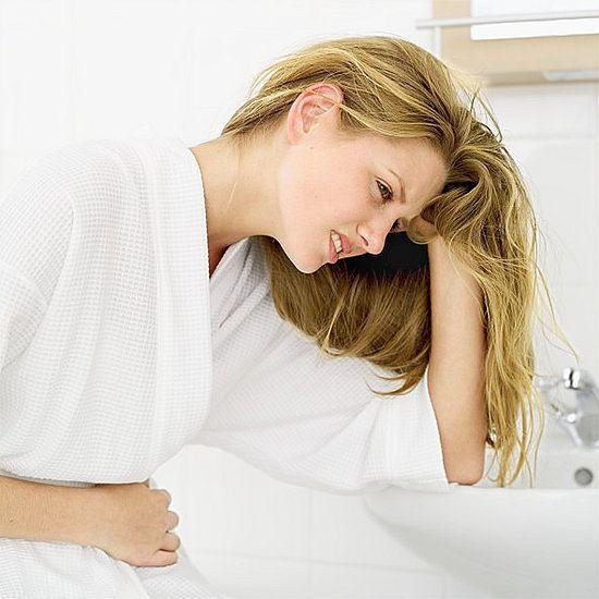 Lekceważenie objawów obfitej miesiączki