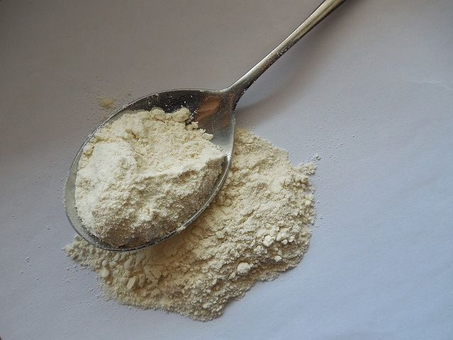 Besan, czyli mąka z ciecierzycy