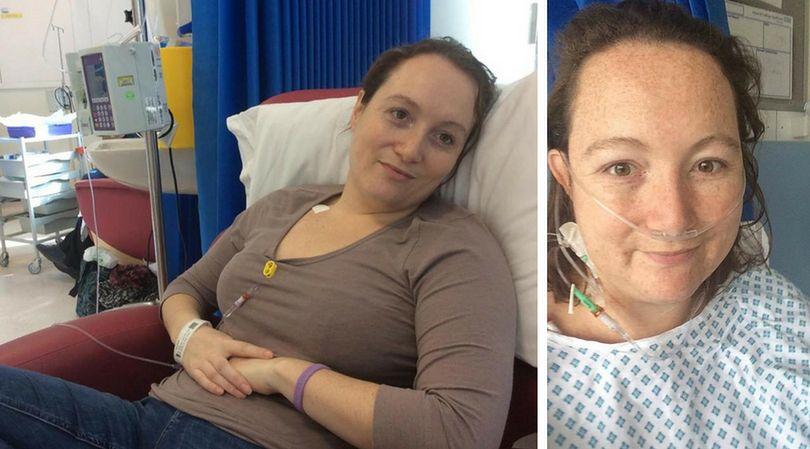 Cara obecnie wspiera młode osoby chorujące na nowotwory