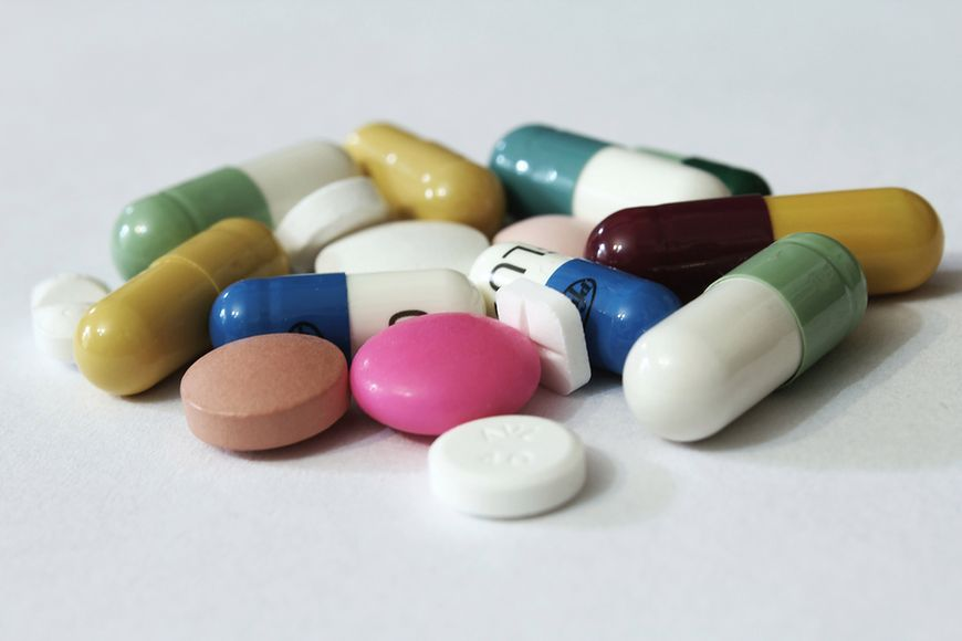 Namiętność - leki