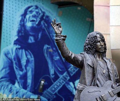 Chris Cornell - w Seattle odsłonięty został pomnik artysty.